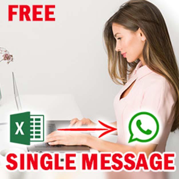 excel to whatsapp free Addin